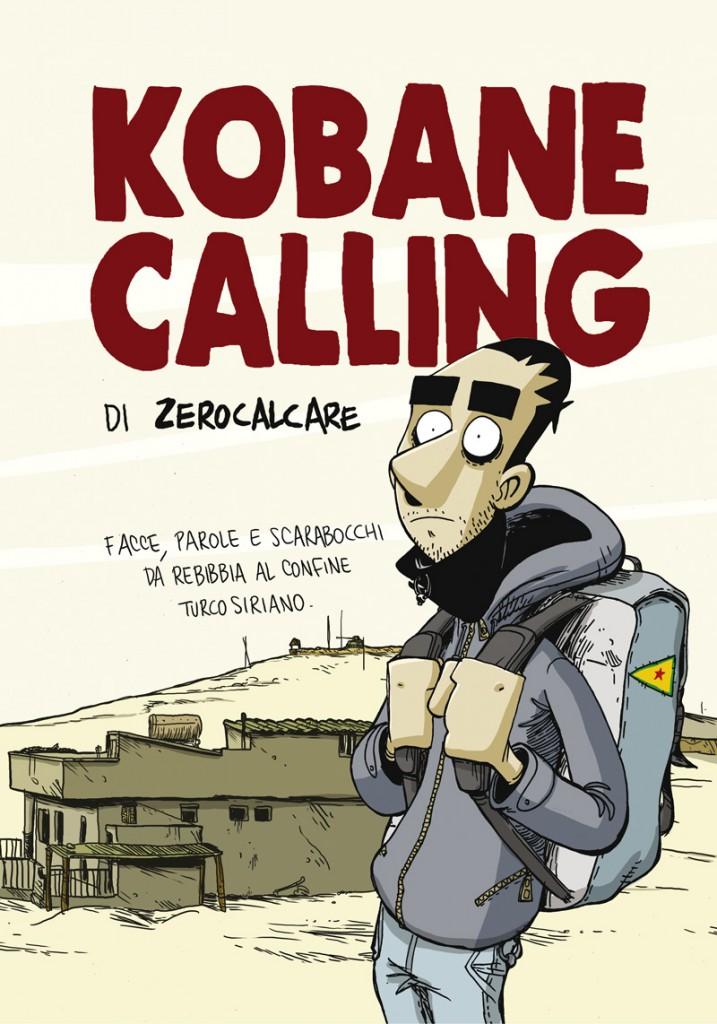 copertina fumetto Kobane